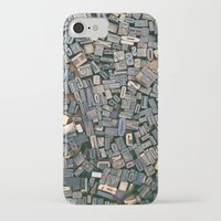 letters iPhone & iPod Cases featuring Letters by Abby Wheeler