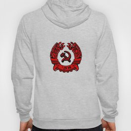 Maki Rakah Israel communist party coat of arms hammer sickle Hoody