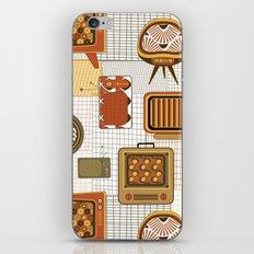 Vintage Screens iPhone & iPod Skin