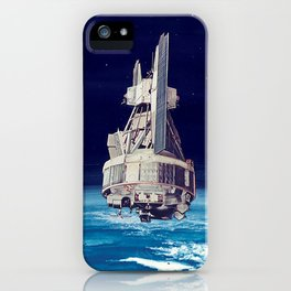 56. How Atmospheric Sounding Transformed Weather Prediction iPhone Case