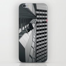 No Second Chance iPhone & iPod Skin