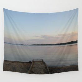 Summer Evening Wall Tapestry