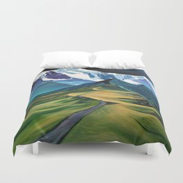 The Hike Duvet Cover