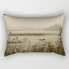 Misty Lough Eske Donegal Tint Rectangular Pillow
