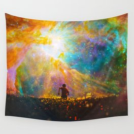 The Race Wall Tapestry