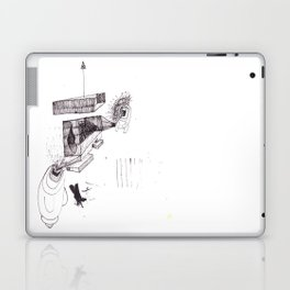 two brothers. Scream and Shout. Laptop & iPad Skin