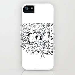 #STUKGIRL Stevie iPhone Case