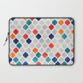Sea & Spice Moroccan Pattern Laptop Sleeve