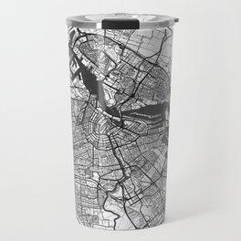 Amsterdam Map Universe Travel Mug