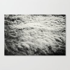 Somewhere Over The Clouds (II Canvas Print