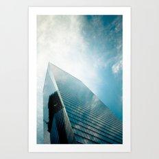 sky high #1 Art Print