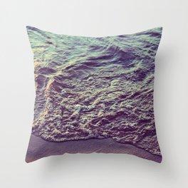 Time Stands Still Throw Pillow