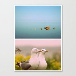 Sea Silence Canvas Print