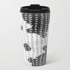 City Ink Metal Travel Mug