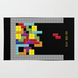 Tetris Rug