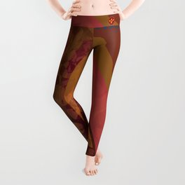 2020 Impossible Predictions Leggings