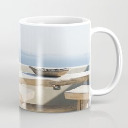 Santorini, Greece #society6 #decor #buyart Coffee Mug