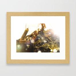 The Woodcutter Framed Art Print