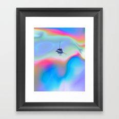 Locrom Framed Art Print