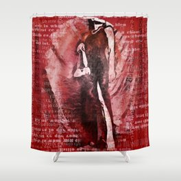 Style is... Shower Curtain