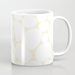 Abstraction_STONE_WHITE_PATTERN_POP_ART_033S Coffee Mug
