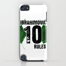 Ibrahimovic 10 Rules Slim Case iPod touch