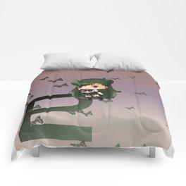 Sailor Pluto Comforters