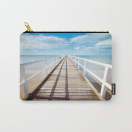 Boardwalk on the Beach  Carry-All Pouch