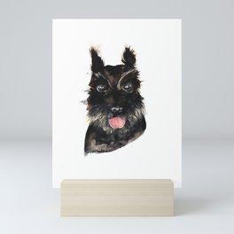 Scottish Terrier Mini Art Print