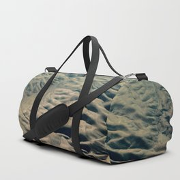 Amazing Earth - Wrinkled Mountains Duffle Bag