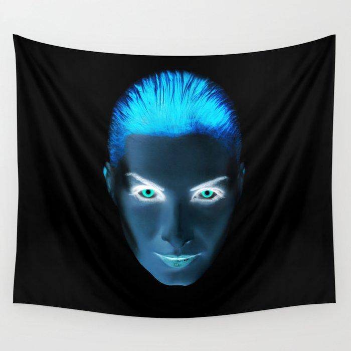 That Cold Stare Wall Tapestry