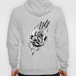 Arrow rose Hoody