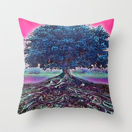 Really Rooted 2 Throw Pillow