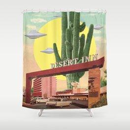 Desert Inn Shower Curtain