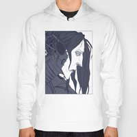 cage Hoodies featuring CAGE by AJM_