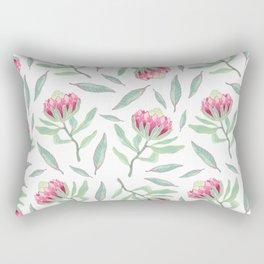 Protea pattern Rectangular Pillow