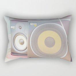 All about that bass Rectangular Pillow