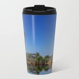 African landscape with baobabs Travel Mug