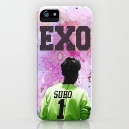 SuHo 1 iPhone Case