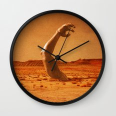 Relic Wall Clock