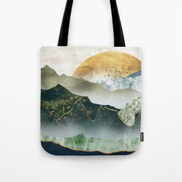 The rebirth of the world Tote Bag