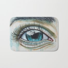 Your Love Awakens Me Bath Mat