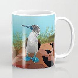 Bluefoot Coffee Mug