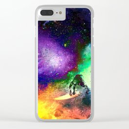 Henry Hydrus Clear iPhone Case
