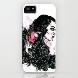 Temptation iPhone Case