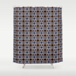 Globetrotter Rani 3 Shower Curtain
