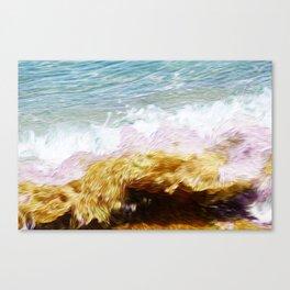 Paradise Collection Canvas Print