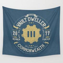 Vault 111 Member Forever Wall Tapestry