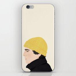Skam | Jonas Vasquez iPhone Skin