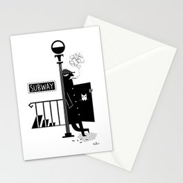 Bad Larry Stationery Cards